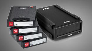 Imation RDX USB back-up systeem